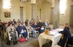 """Presentazione di """"Alchimie in Giardino"""" di Maria Rosa Garatti al Castello Quistini - Rovato  13/05/2012"""